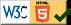 Validazione W3C - HTML5